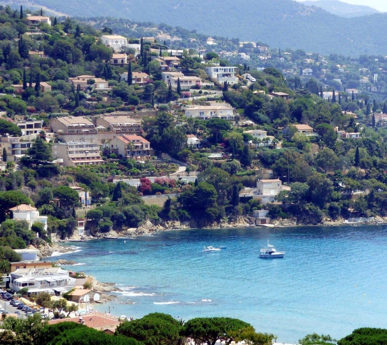 Mar Le Lavandou Provence Francia
