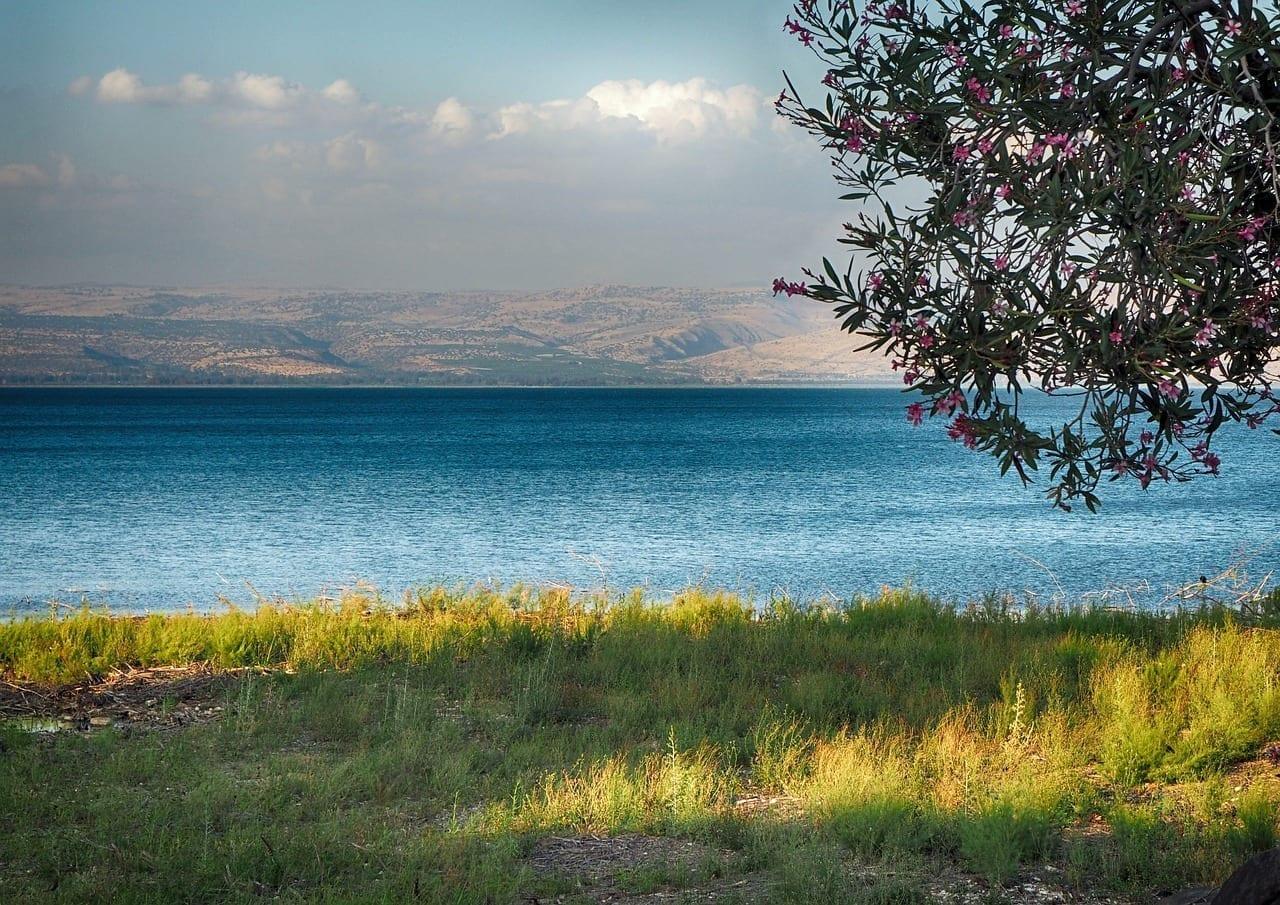 Mar Mar De Galilea Galilea Israel