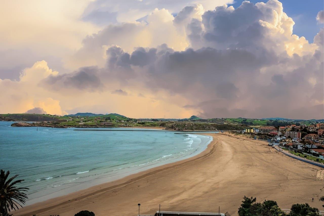 Mar Playa Suances España