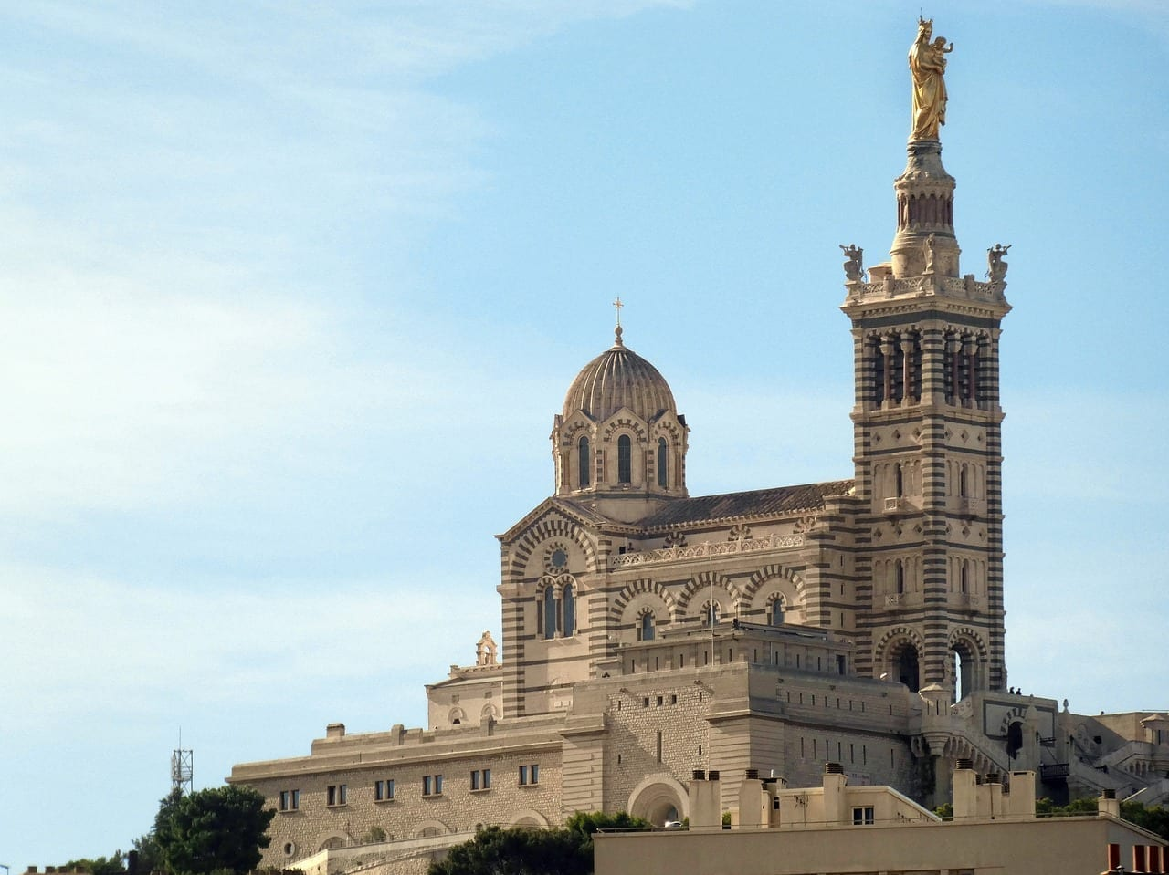 Marsella Notre-dame Nuestra Señora De La Guardia España