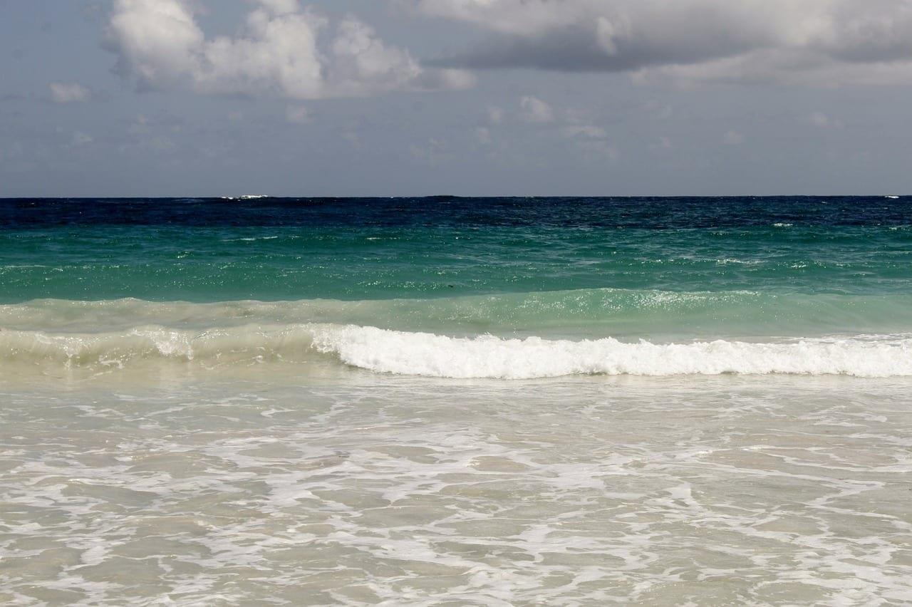 Martinica Isla Océano Martinica