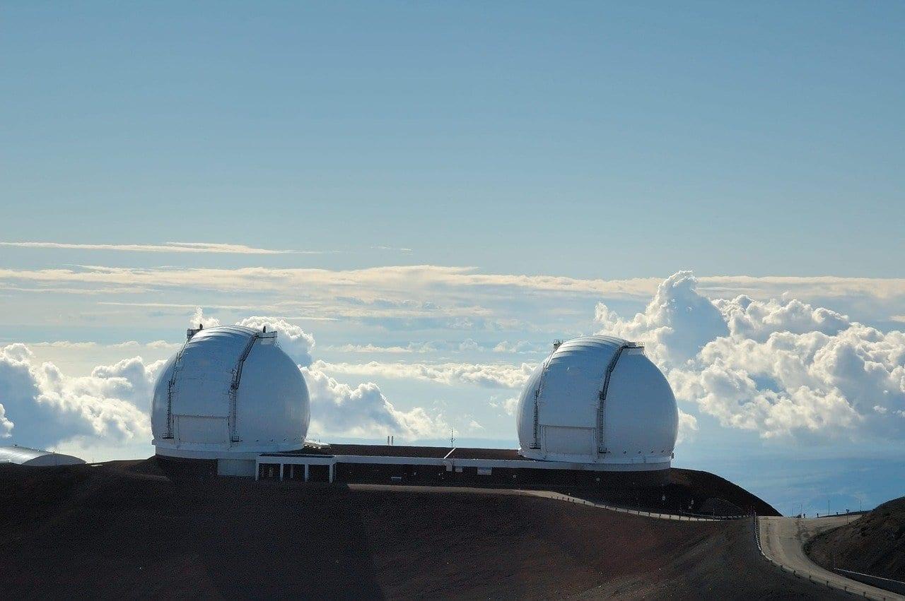 Mauna Kea Hawaii Cumbre Estados Unidos