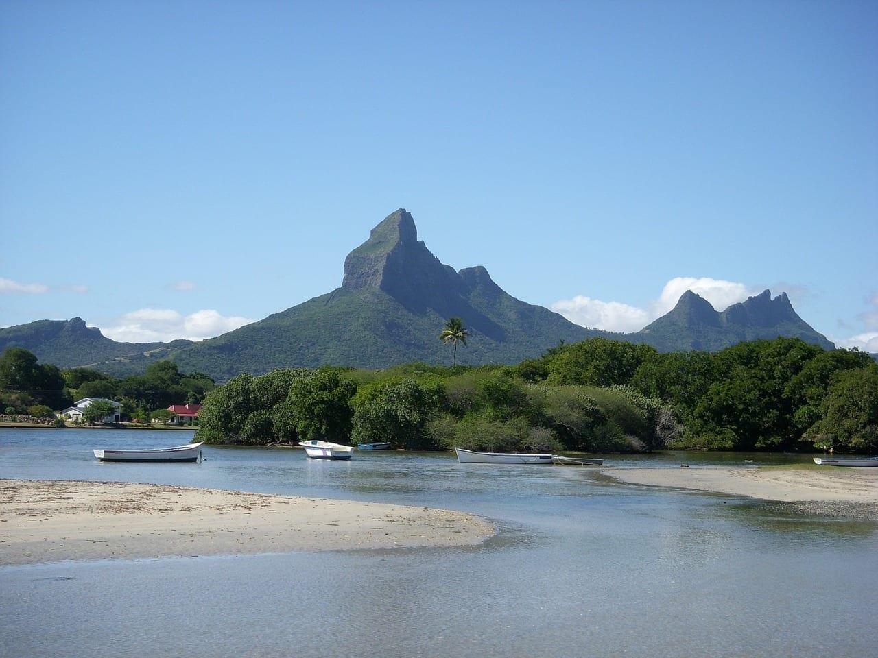 Mauricio Playa Azul Mauricio