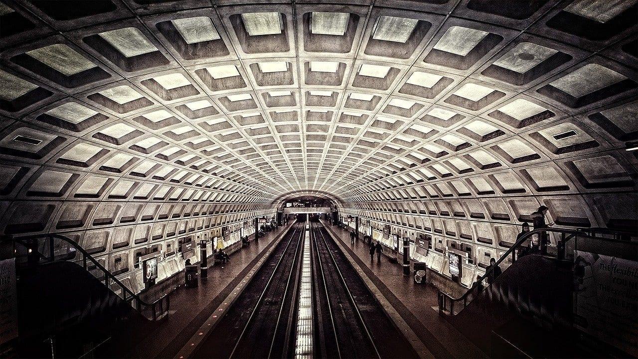 Metro Washington Dc De Viaje Estados Unidos