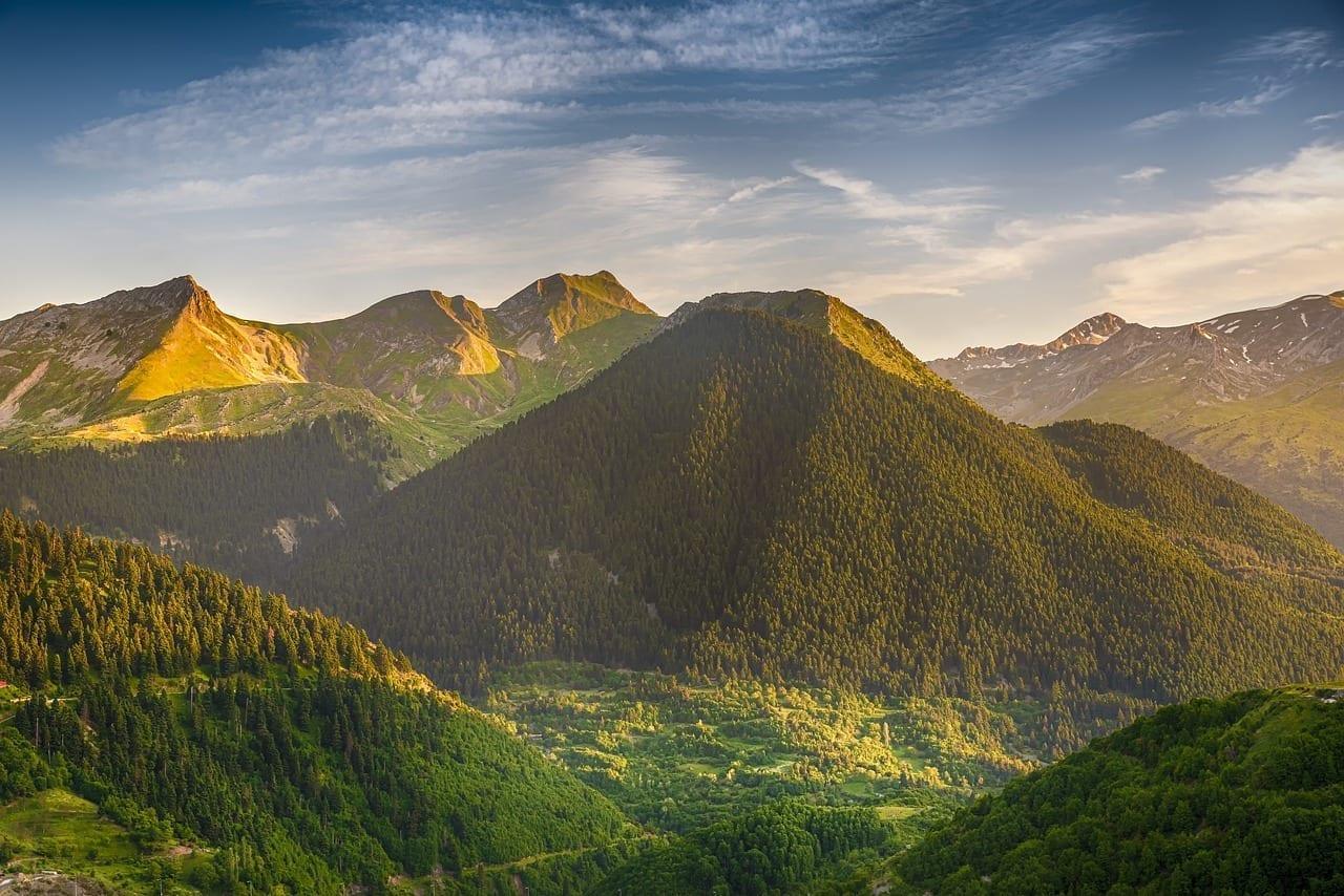 Metsovo Grecia Montañas Grecia