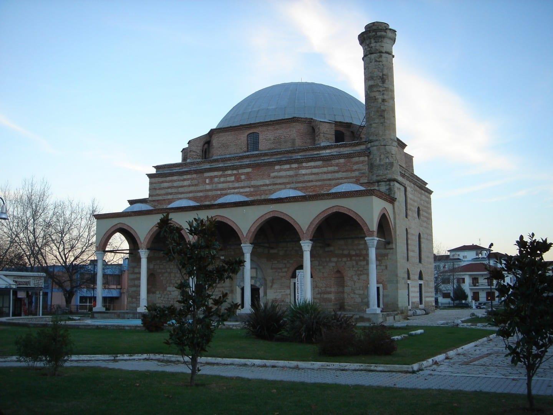 Mezquita de Kurshum Trikala Grecia