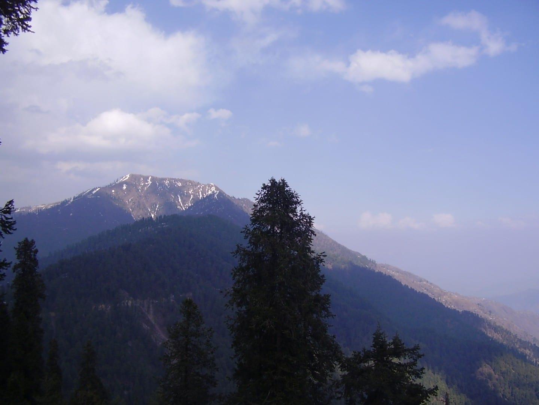 Miranjani de Nathia Gali Abbottabad Pakistán