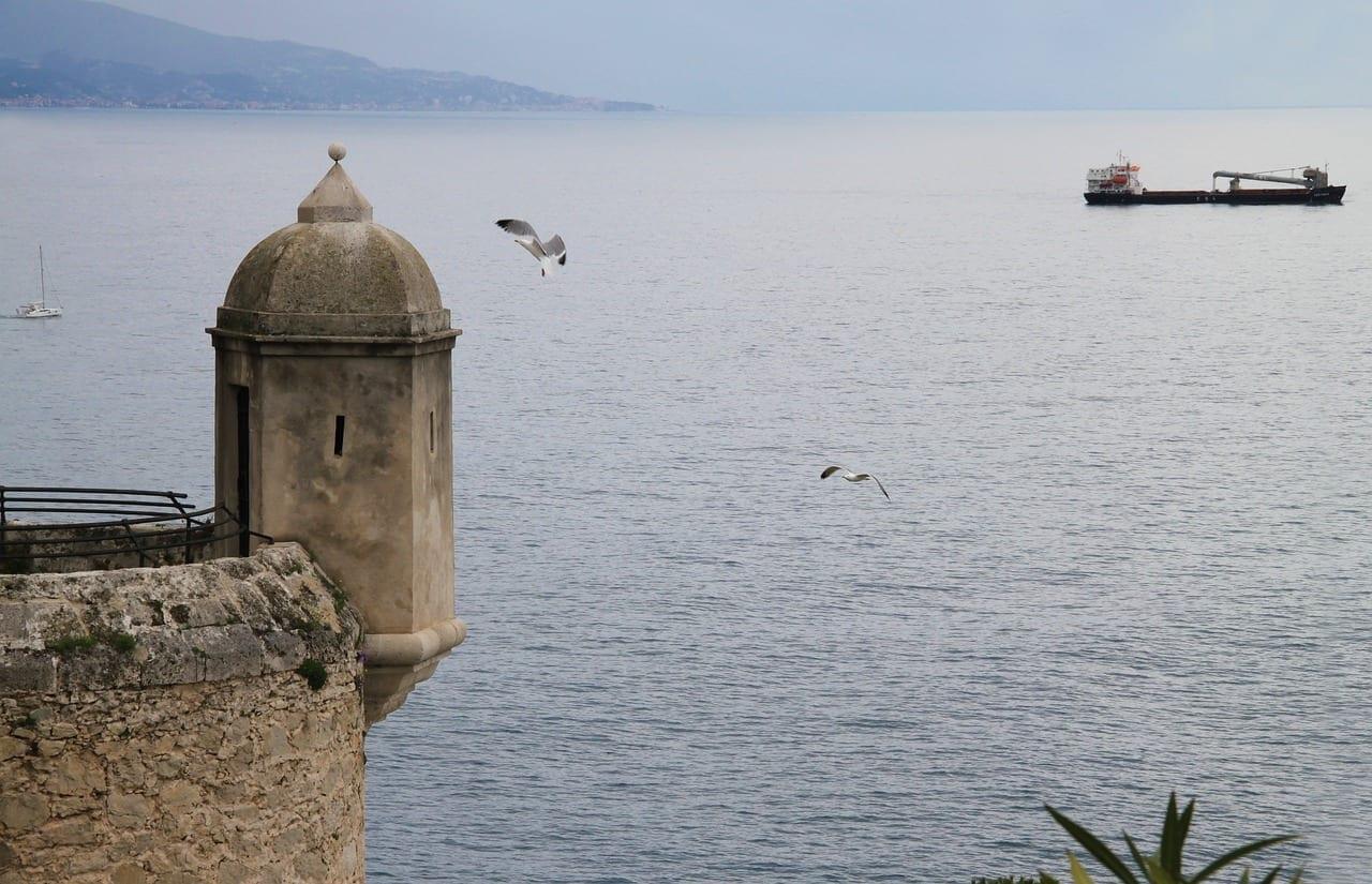 Monaco Sea Gull Mar Mónaco