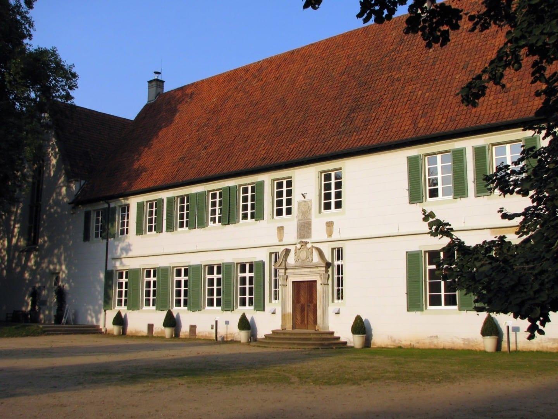 Monasterio de Bentlage Rheine Alemania