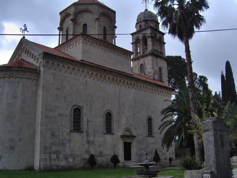 Monasterio de la Savina Herceg Novi Montenegro