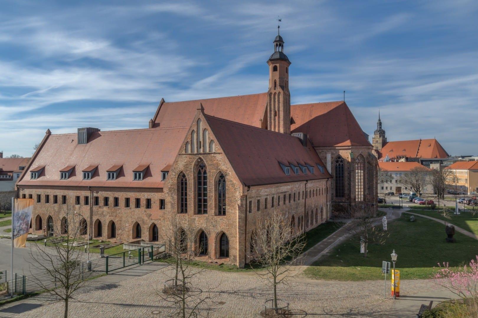 Monasterio de San Pablo Brandenburg Ciudad Alemania