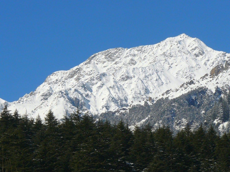 Montañas de Manali Manali India
