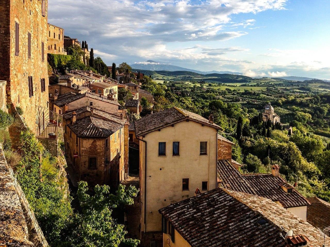 Montepulciano Toscana Italia Italia