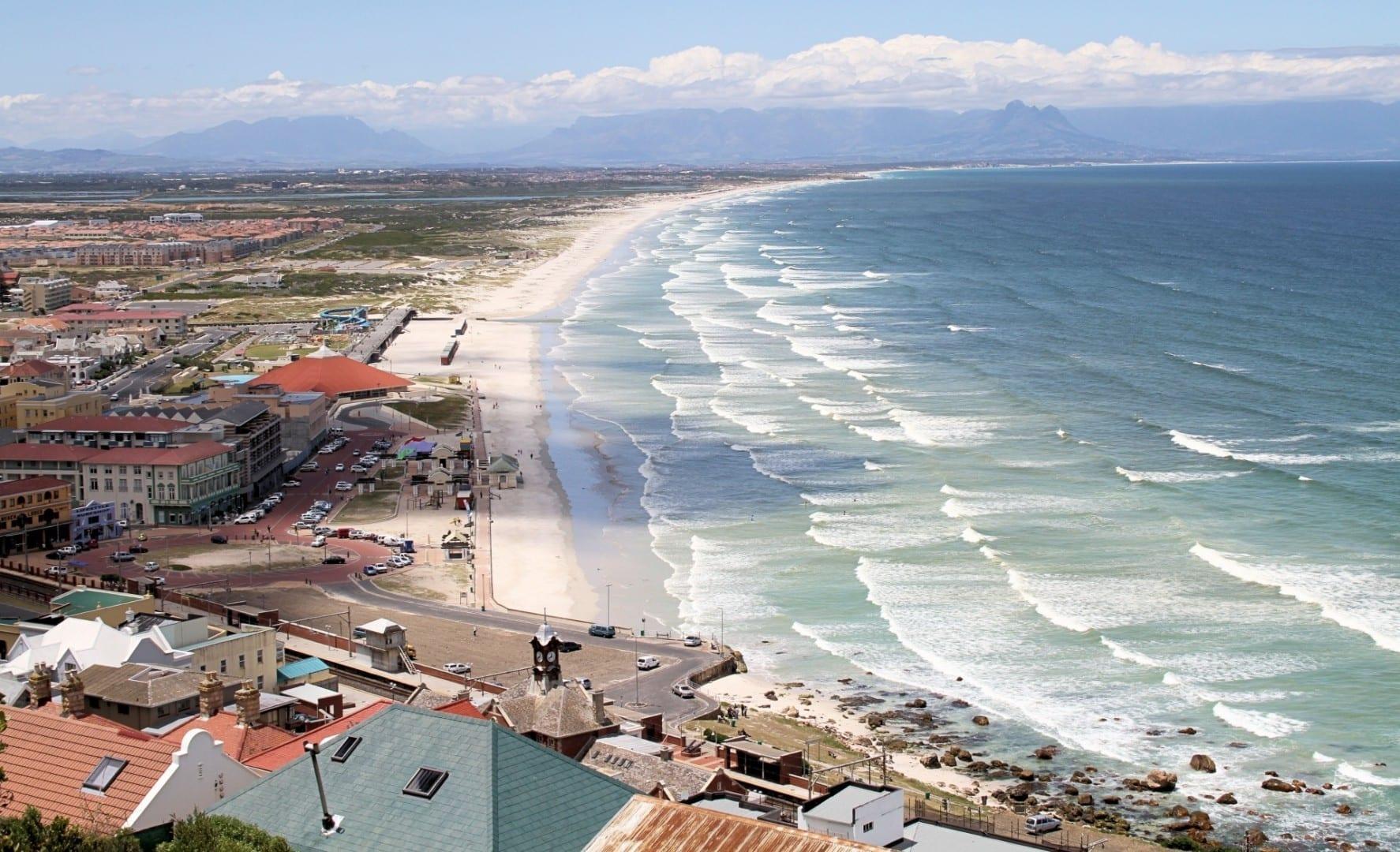 Muizenberg de Boyes Drive Muizenberg República de Sudáfrica