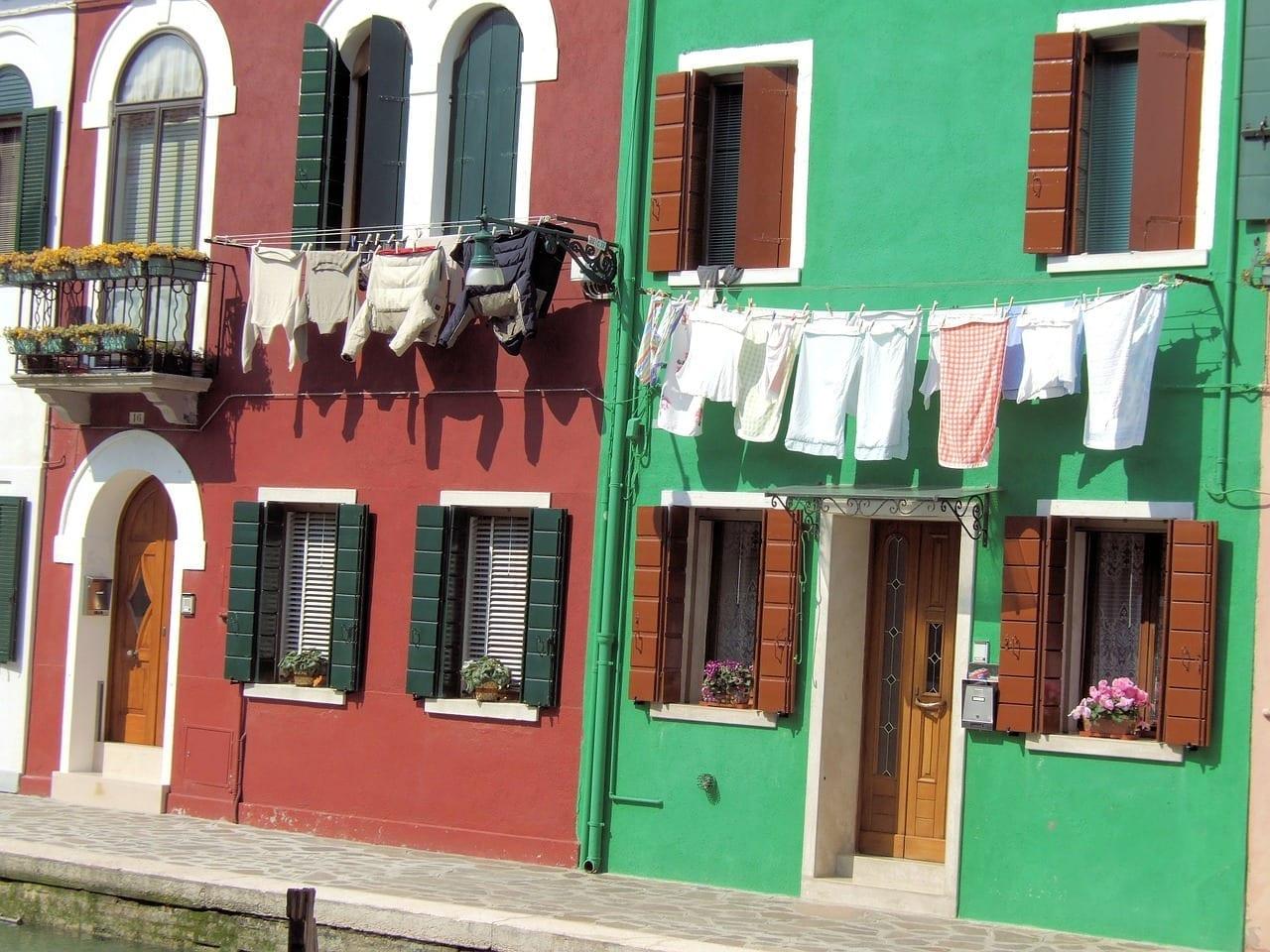Murano Burano Venecia Italia