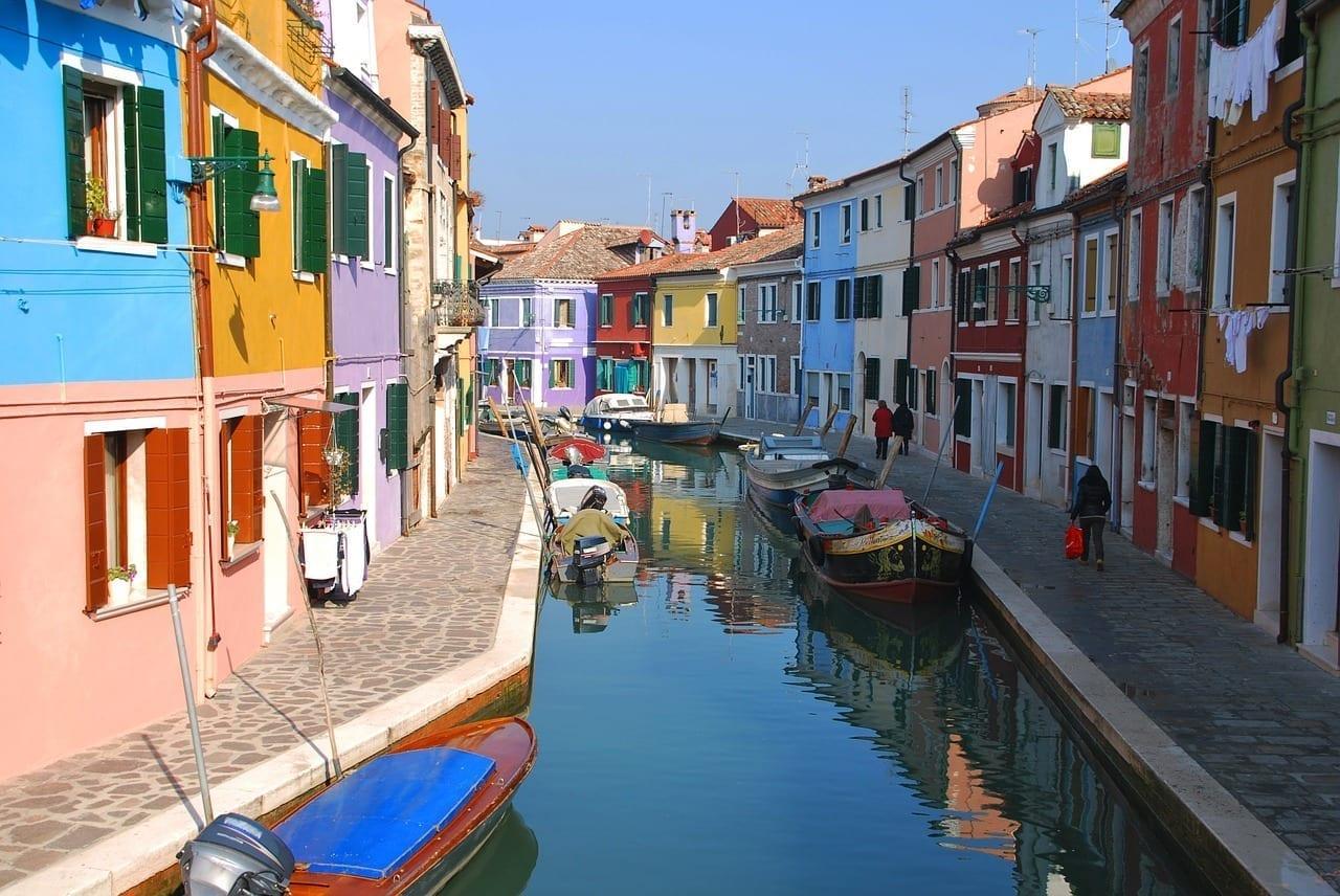 Murano Isla Italia Italia