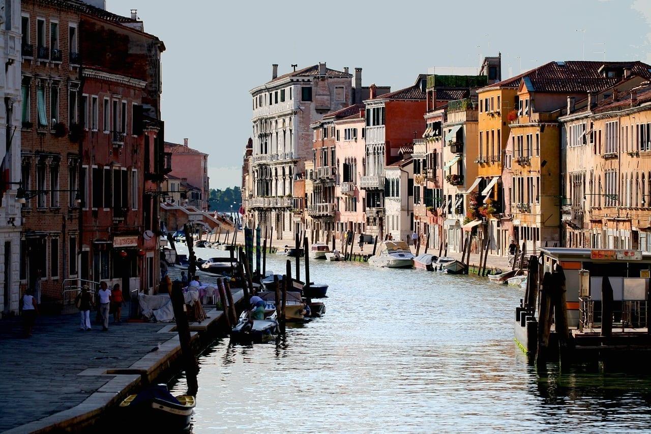 Murano Italia Canal Italia