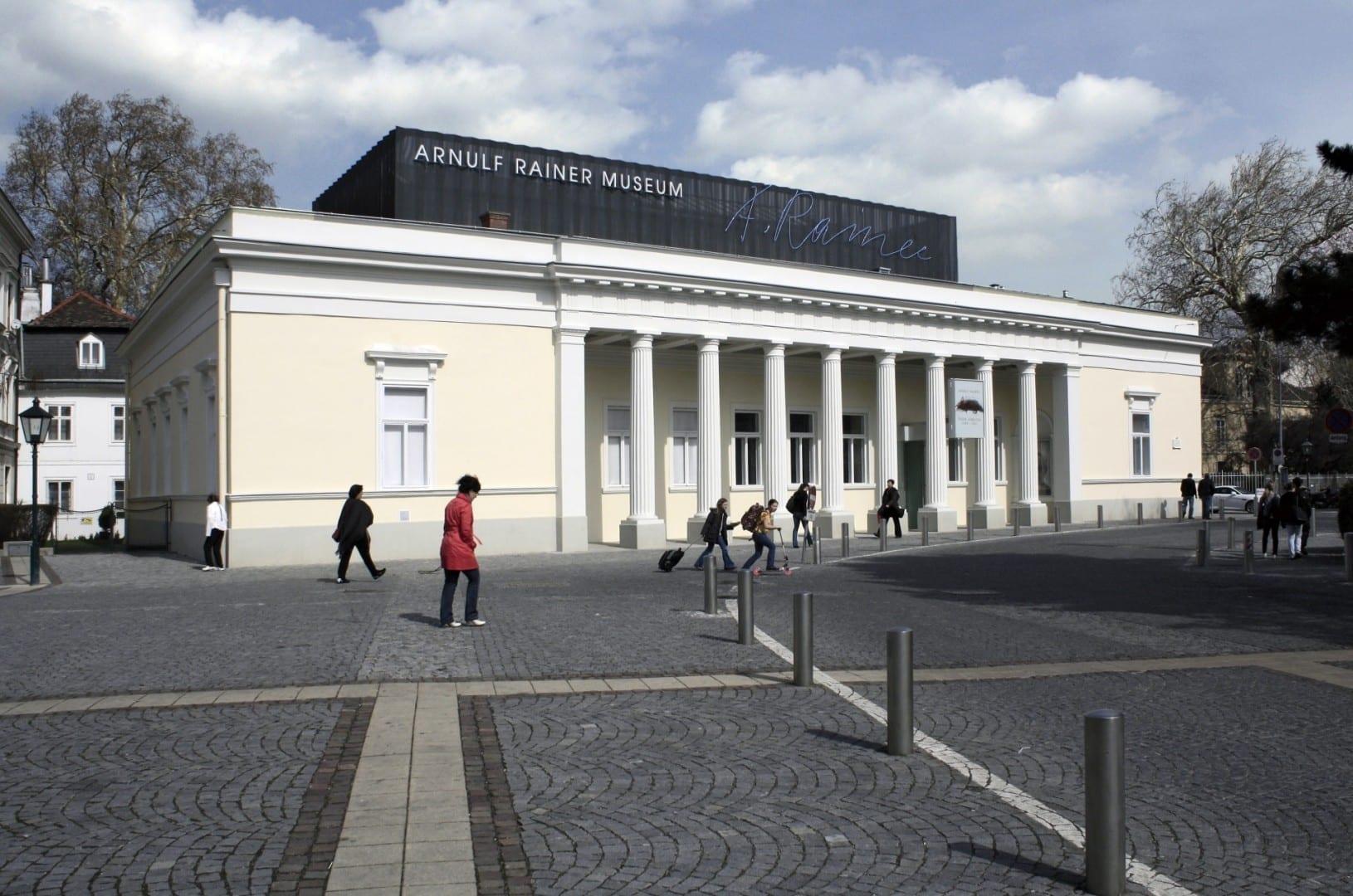 Museo Arnulf Rainer Baden Austria