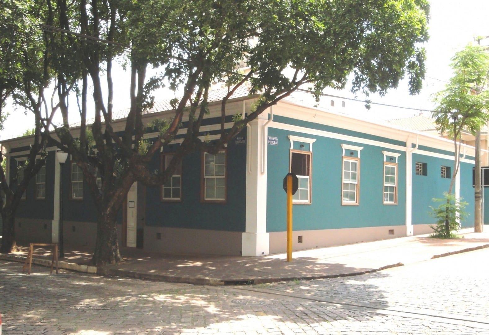 Museo de Arqueología y Paleontología Araraquara Brasil