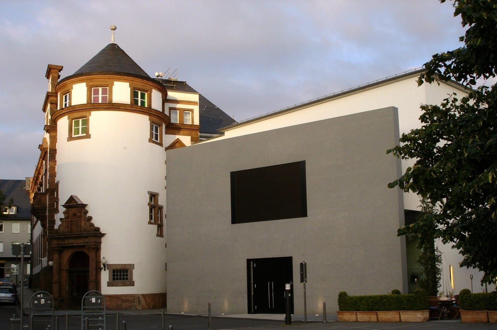 Museo de Arte Contemporáneo Siegen Alemania