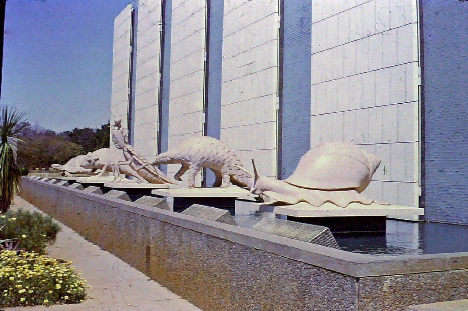 Museo de Ciencias Humanas de Zimbabwe Harare Zimbabue