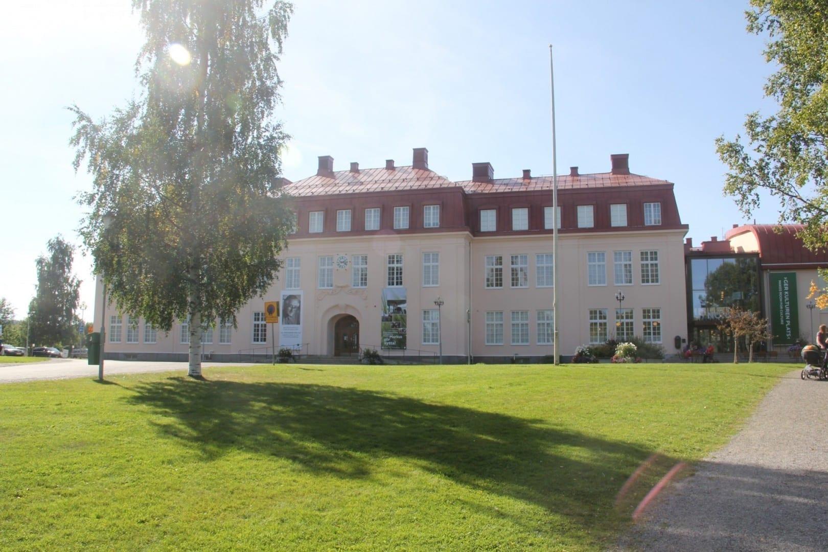 Museo de Skellefteå Skellefteå Suecia