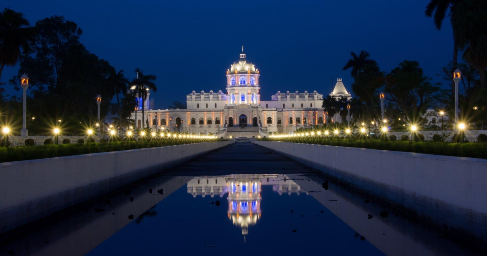 Museo del Gobierno de Tripura Agartala India