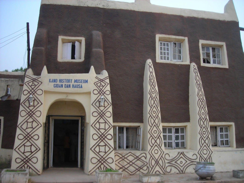 Museo Gidan Dan Hausa. Kano Nigeria