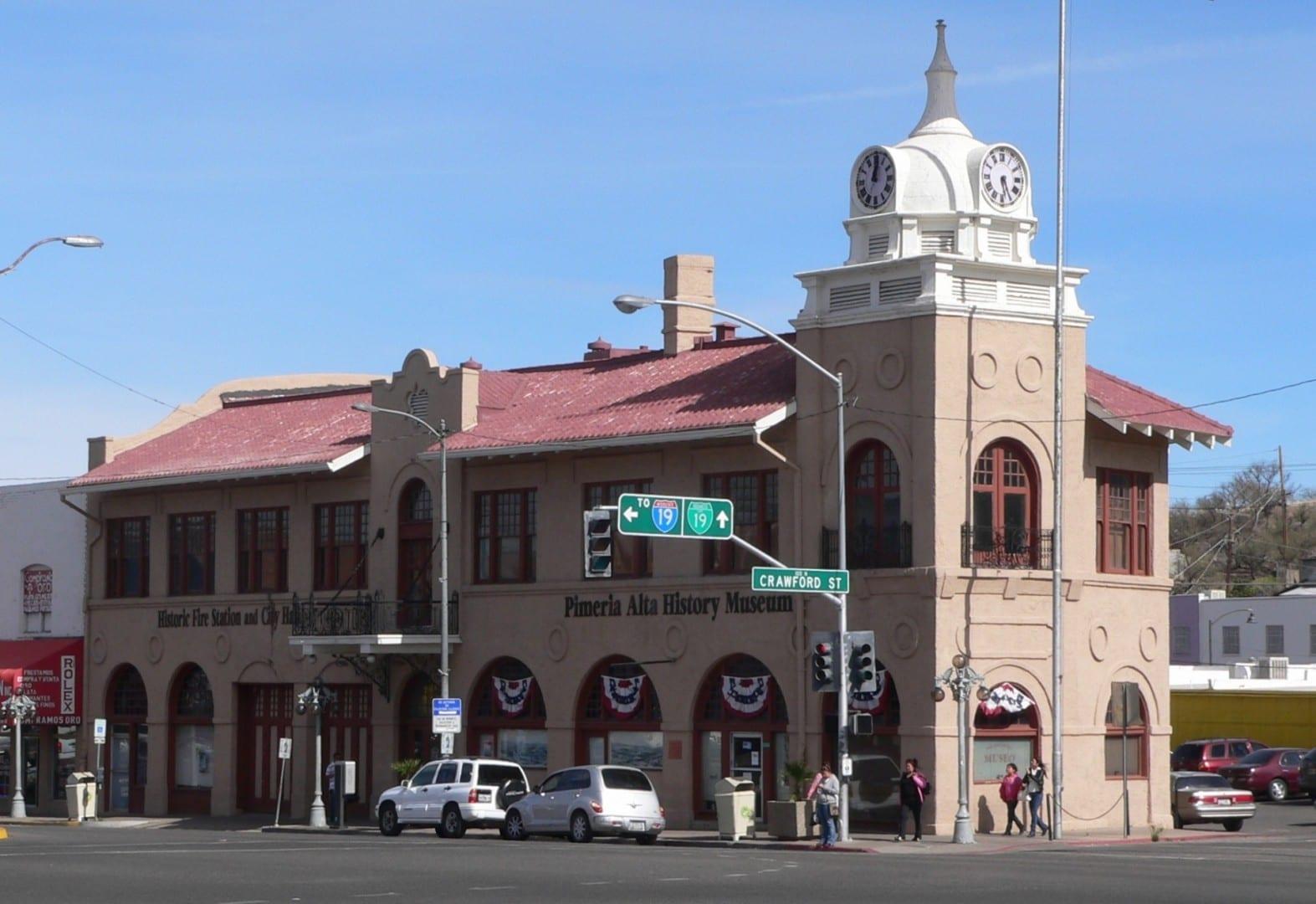 Museo Histórico de la Pimeria Alta Nogales AZ Estados Unidos