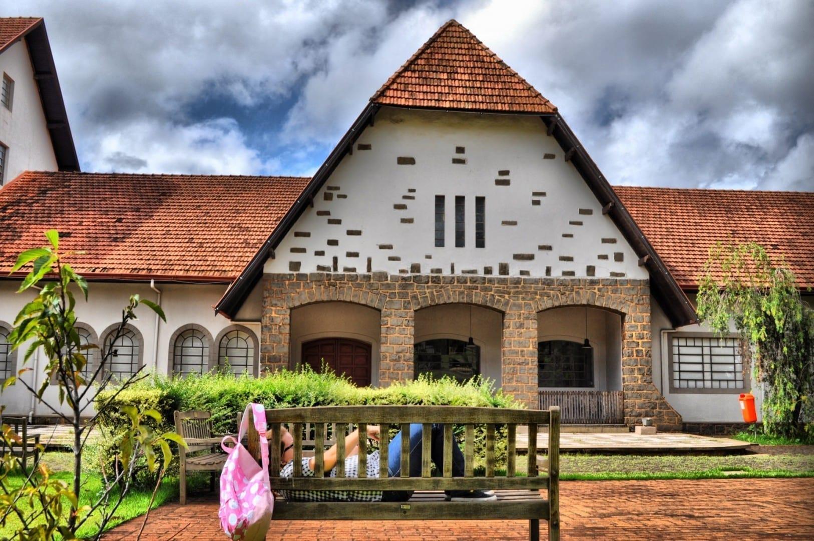 Museo Histórico de Londrina Londrina Brasil
