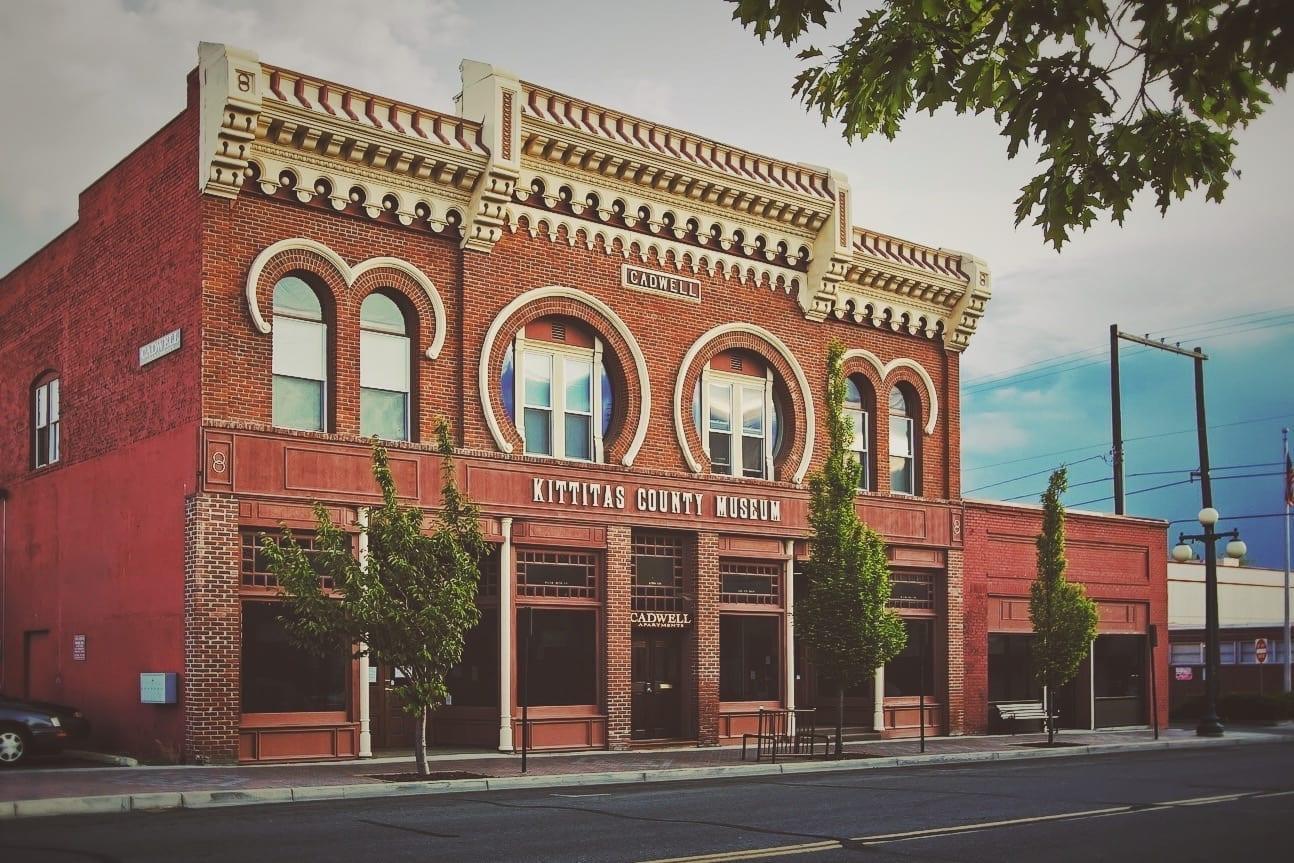 Museo Histórico del Condado de Kittitas Ellensburg WA Estados Unidos