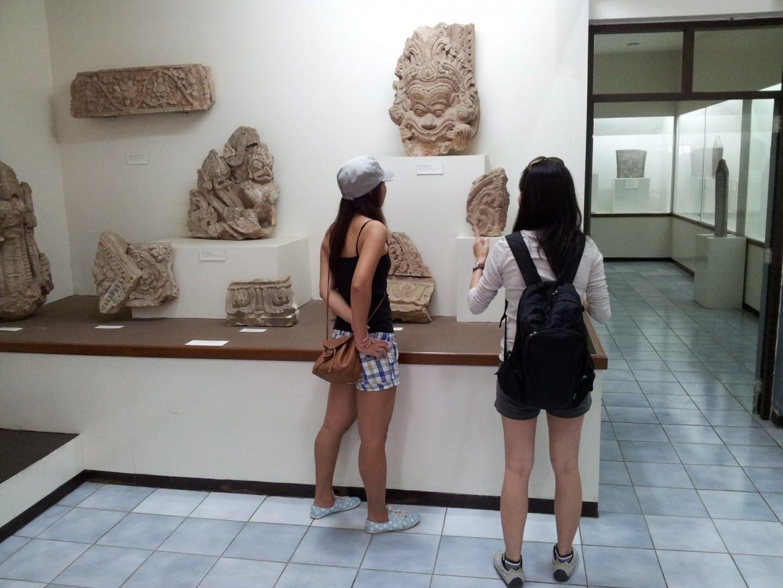 Museo Nacional, Chiang Saen. Chiang Saen Tailandia