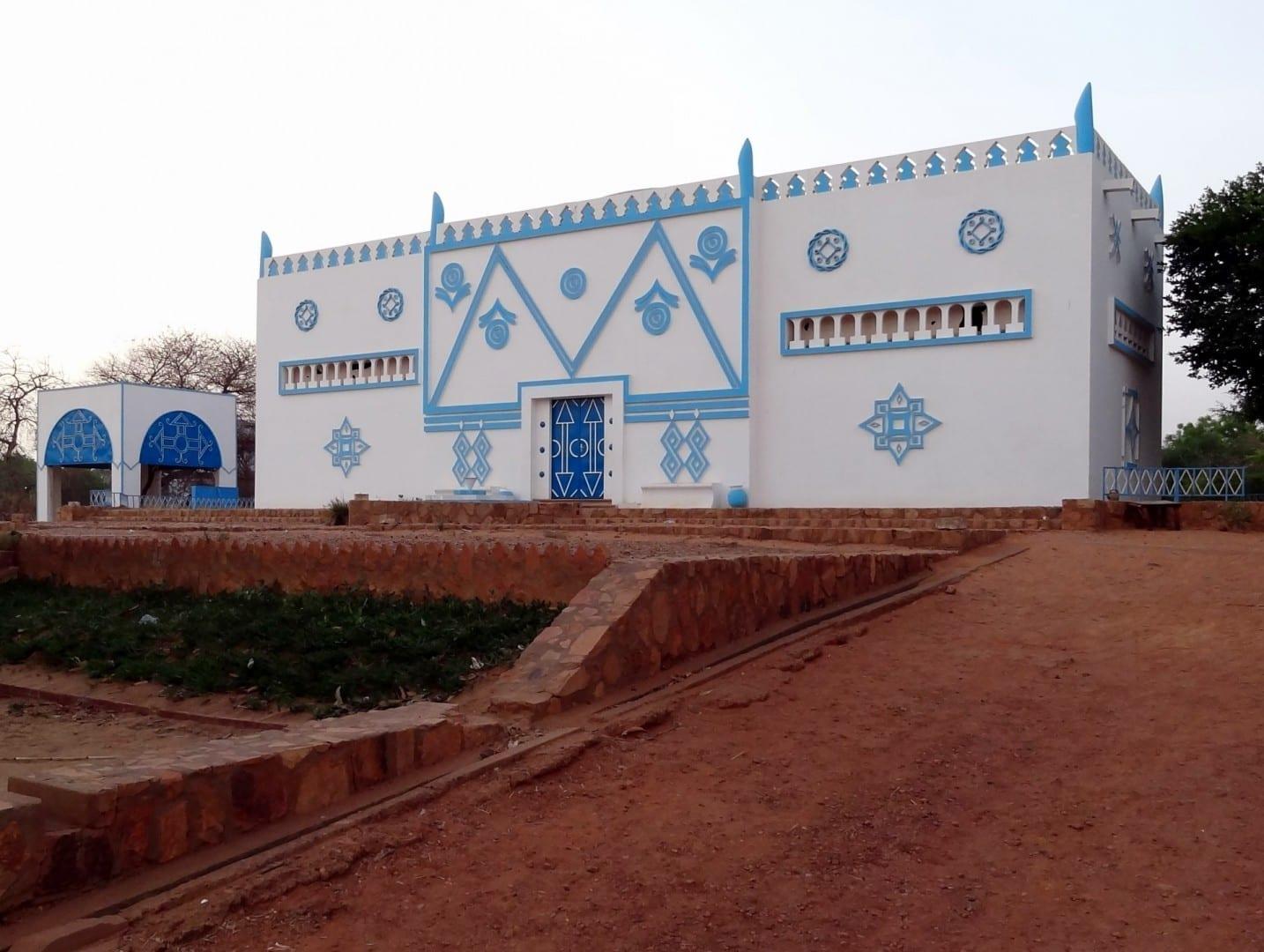 Museo Nacional de Boubou-Hama Niamey Níger