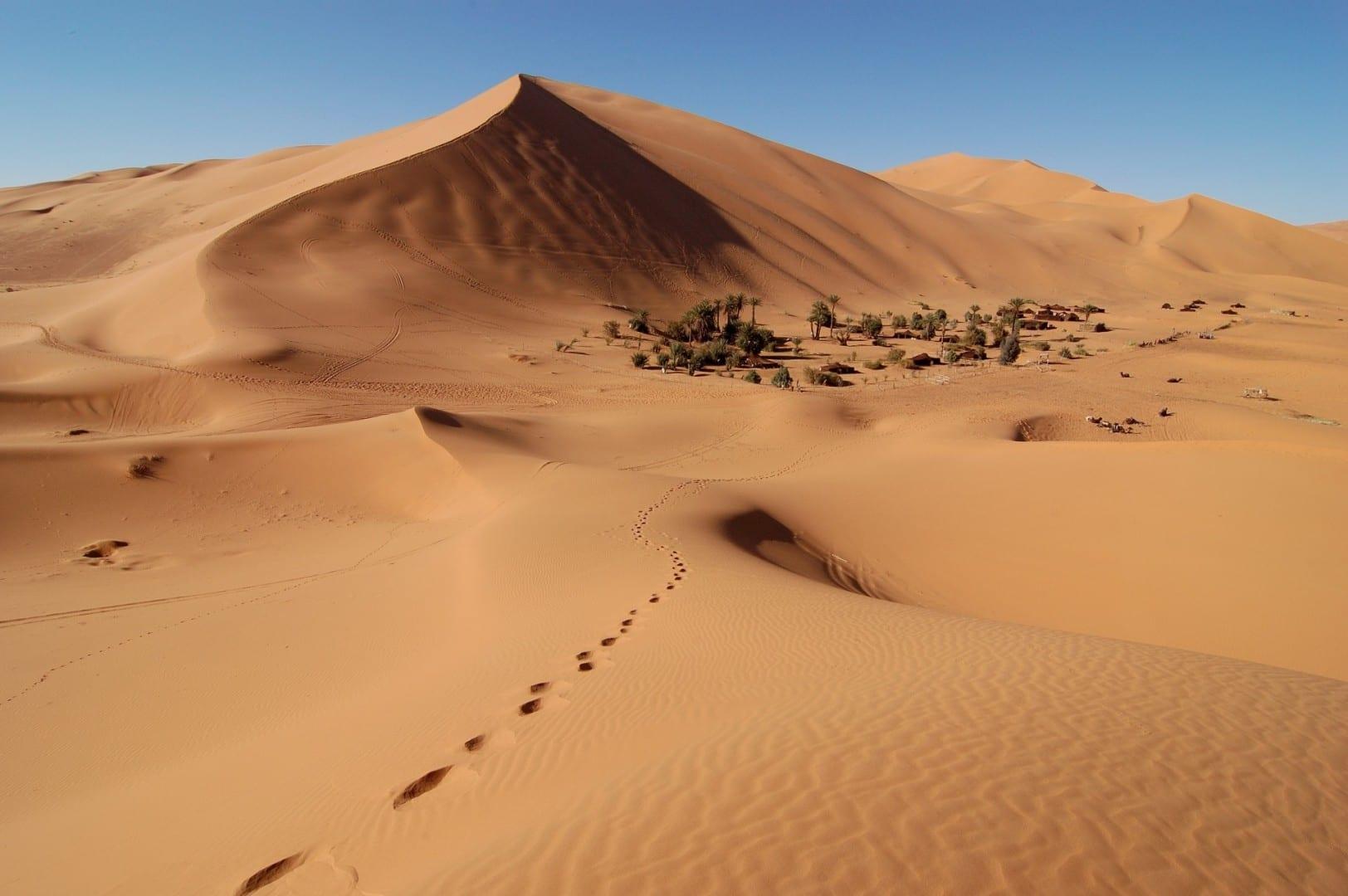 Muy Chebbi Merzouga Marruecos