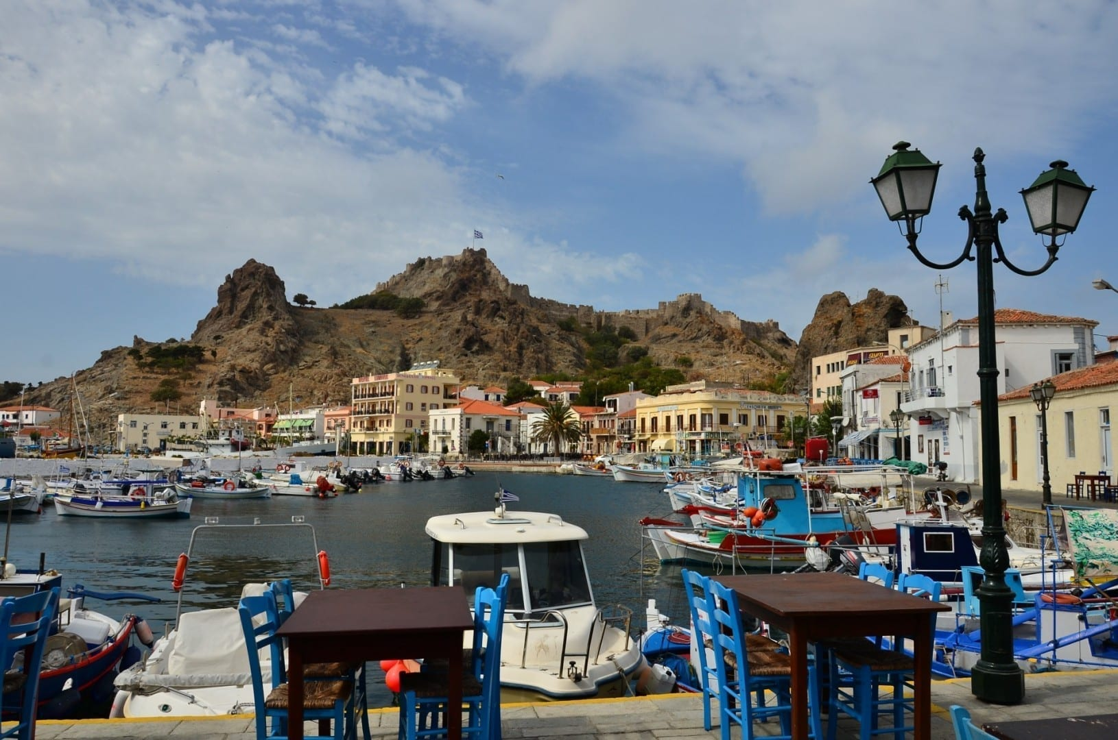 Myrina Lemnos Grecia