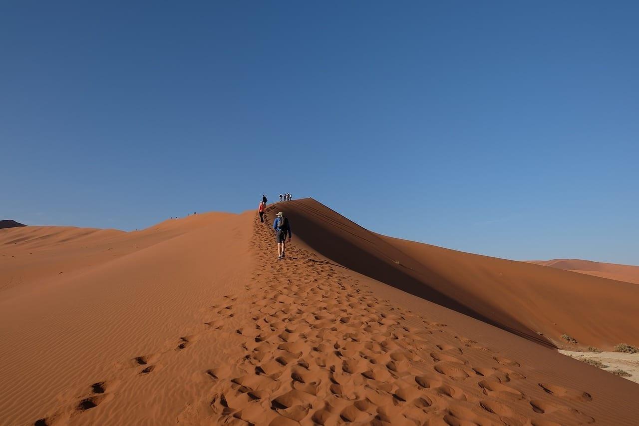 Namibia Sossusvlei Desierto Namibia