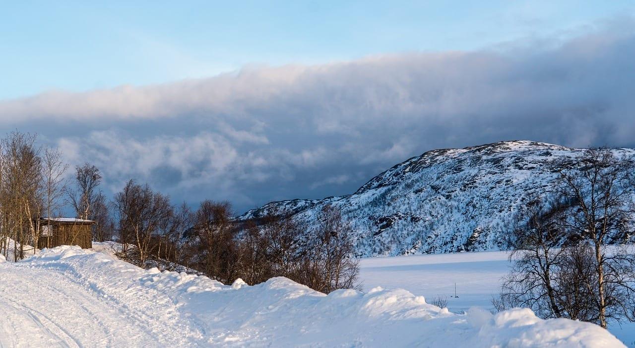 Noruega Kirkenes Paisaje Noruega