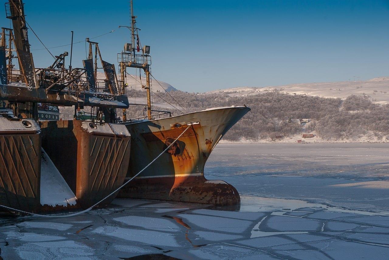 Noruega Laponia Kirkenes Noruega