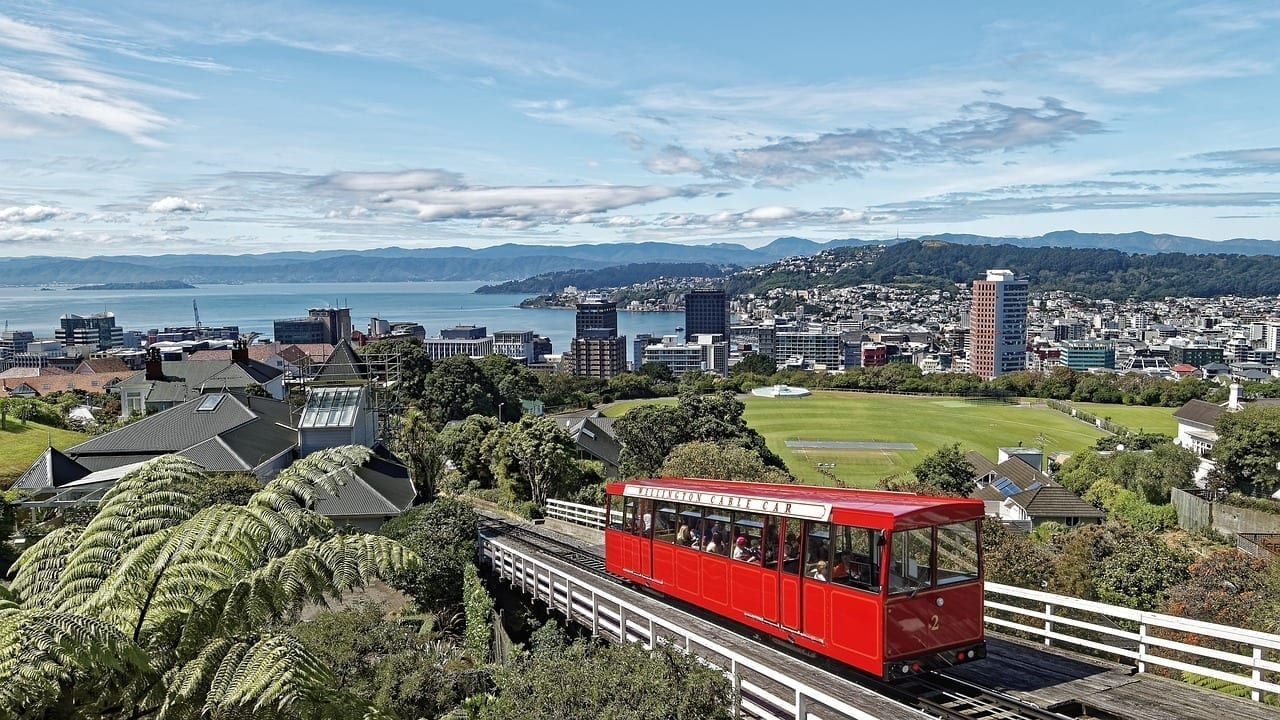 Nueva Zelanda Wellington Capital República de Sudáfrica