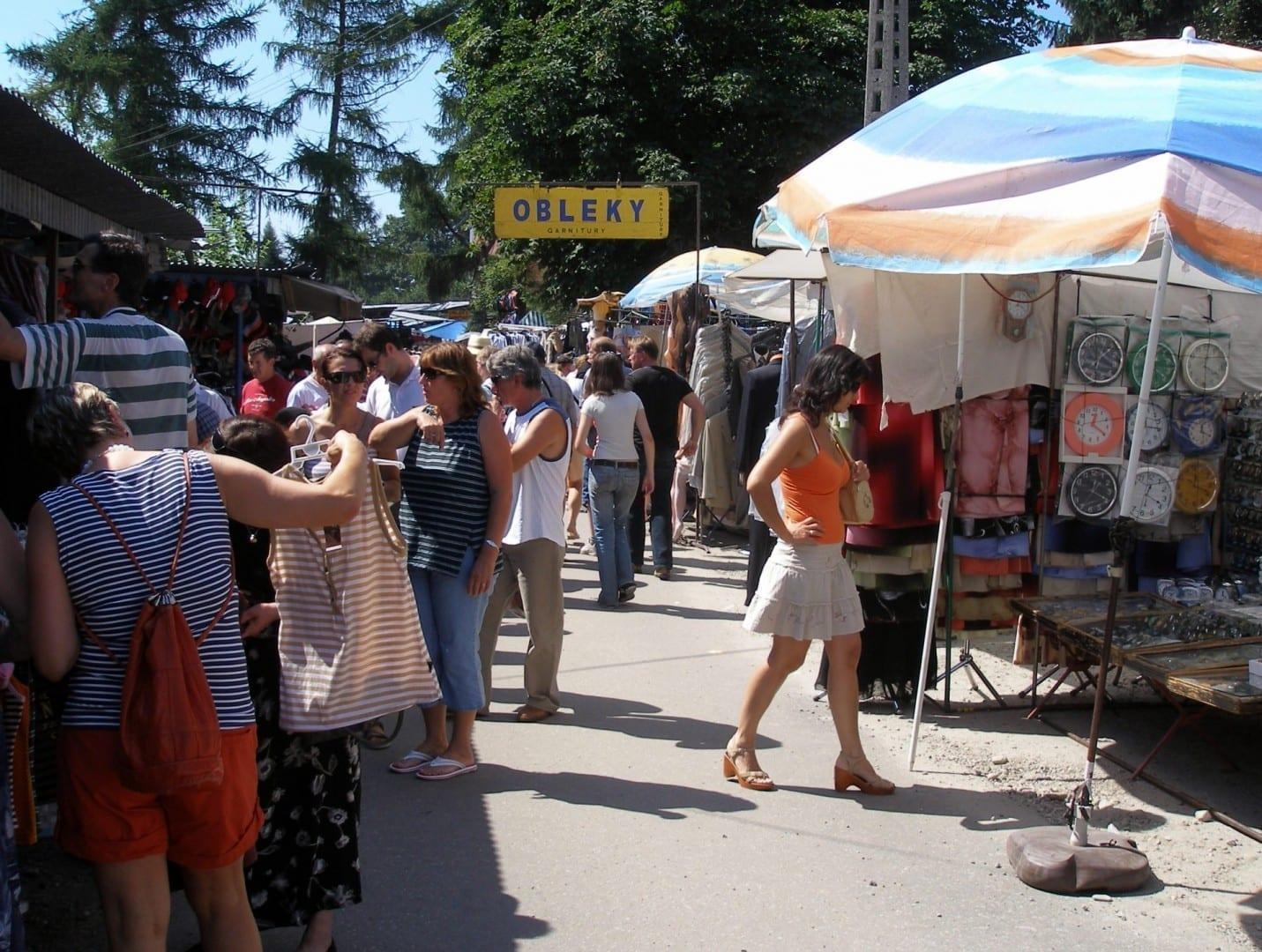 Nuevo mercado Nowy Targ Polonia