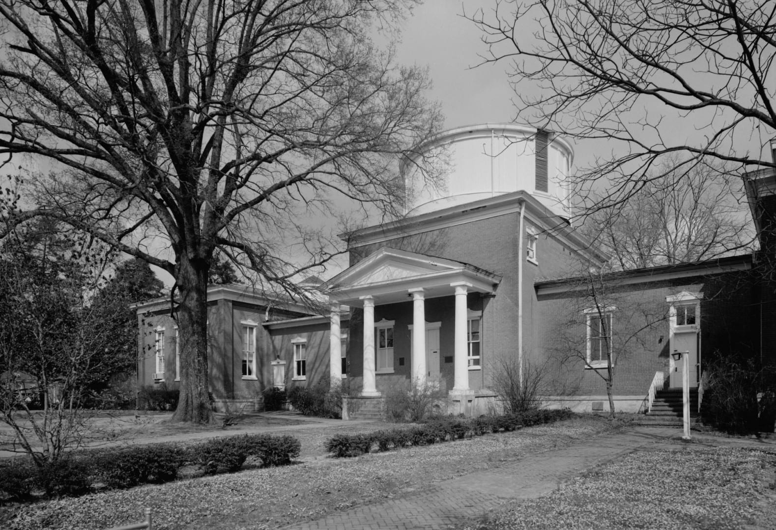 Observatorio Barnard Oxford MS Estados Unidos