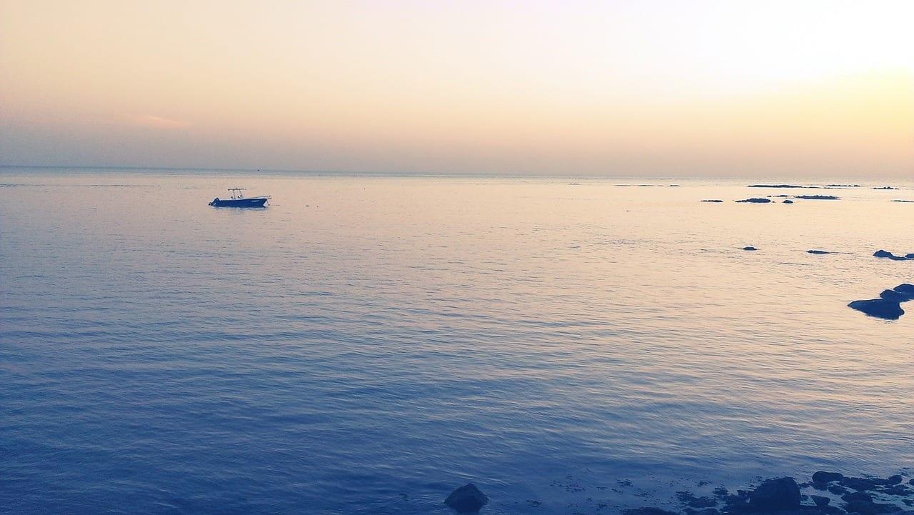 Océano Atlántico Saly Senegal Senegal