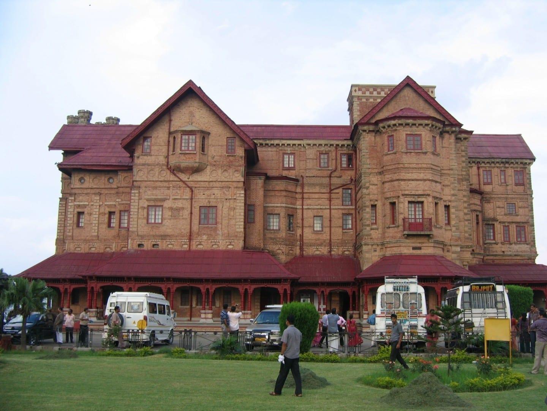 Palacio Amar Mahal Jammu India