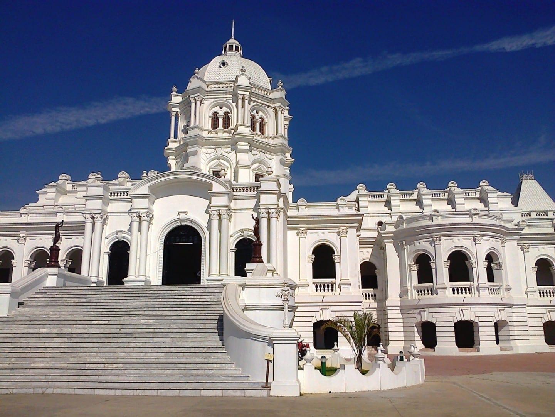 Palacio de Ujjayanta Agartala India