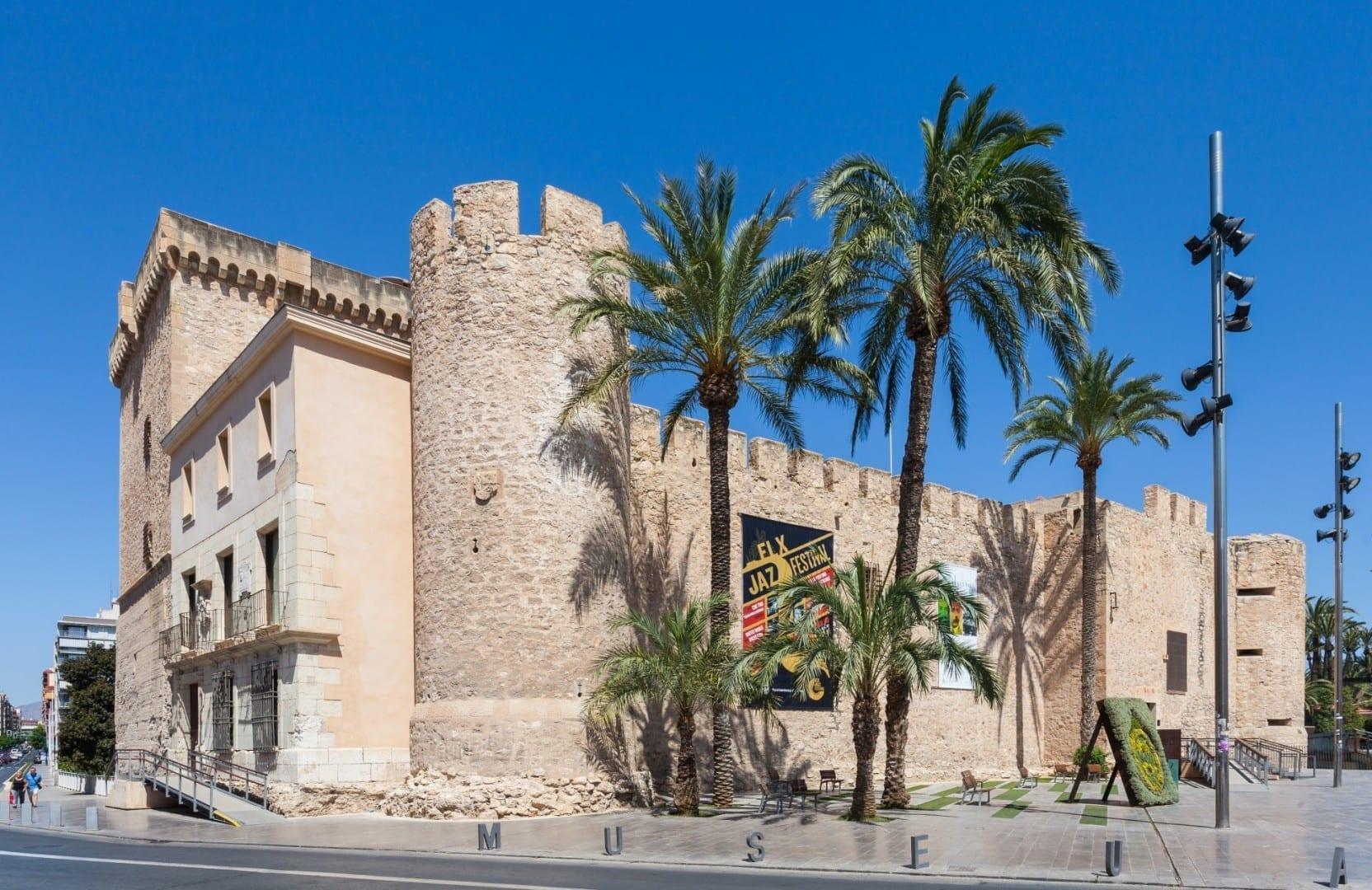 Palau d'Altamira Elche España