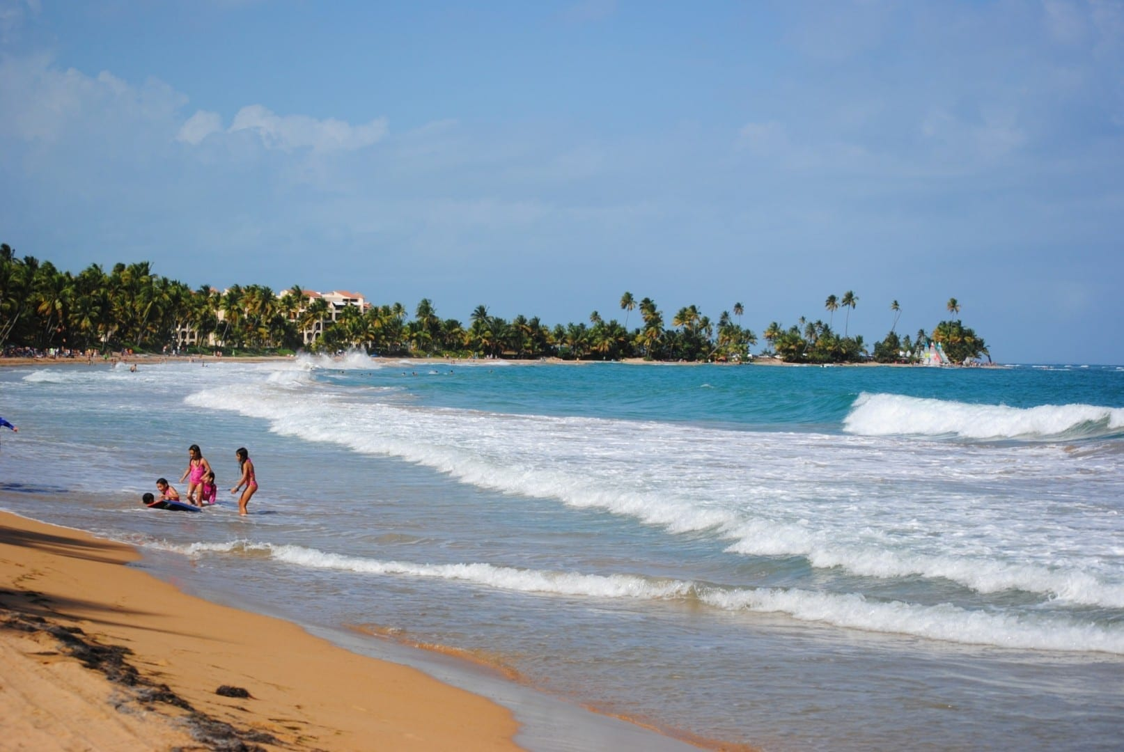 Palmas del Mar resort Humacao Puerto Rico