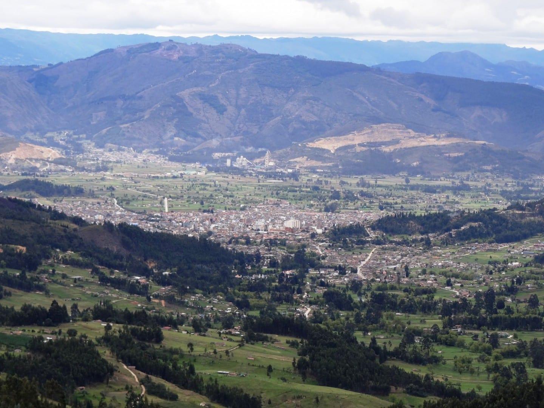 Panorámica de Sogamoso Sogamoso Colombia