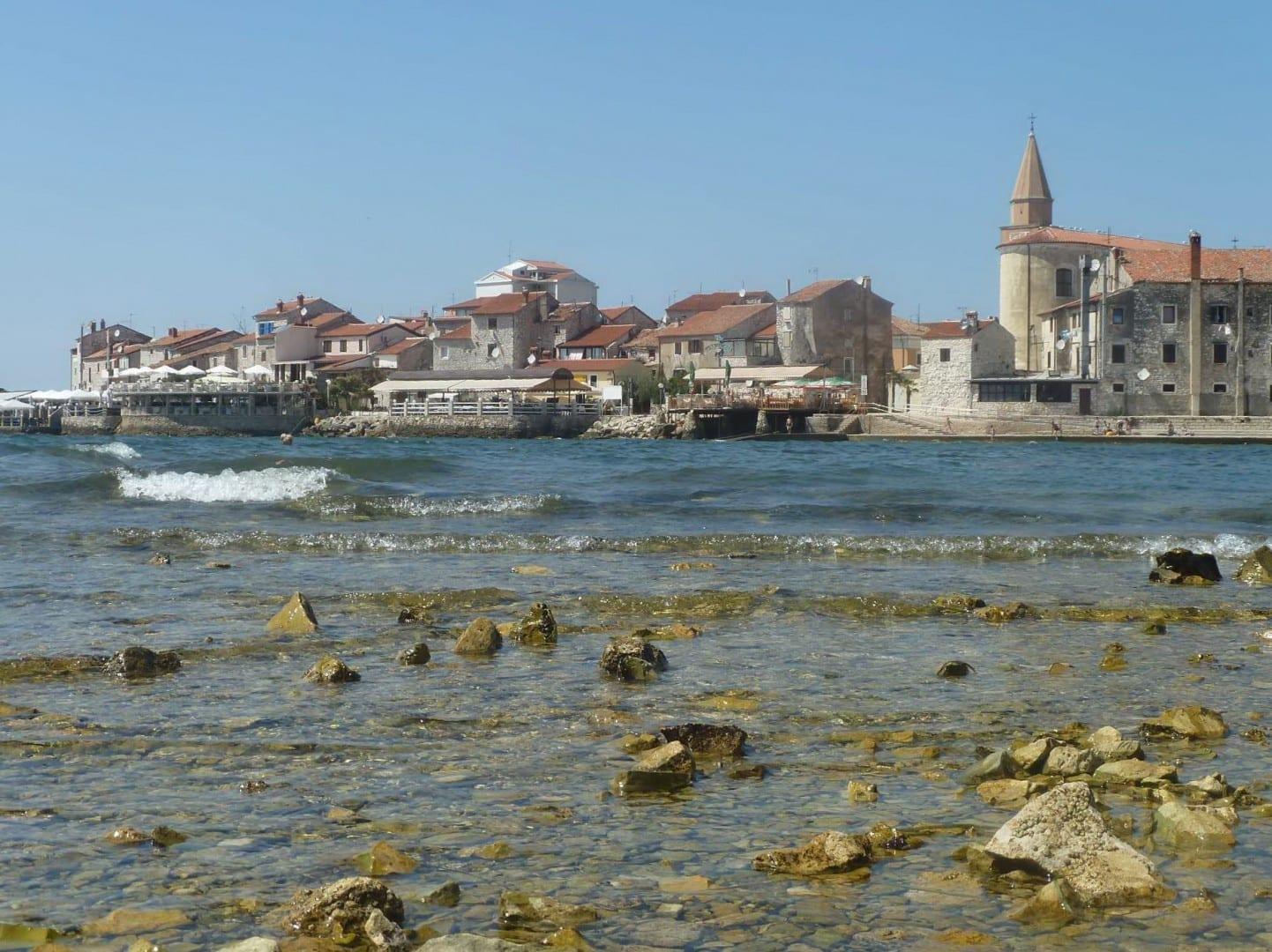 Panorama de Umag Umag Croacia
