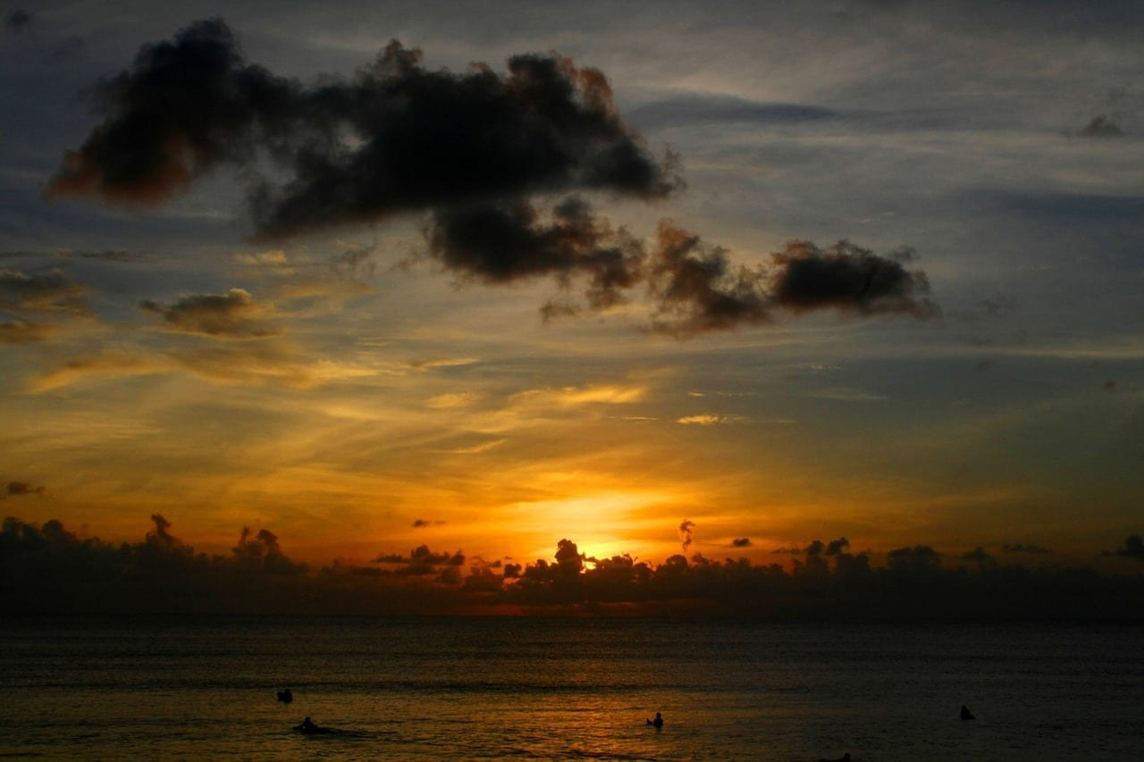 Pantai Kuta Bali Indonesia Indonesia