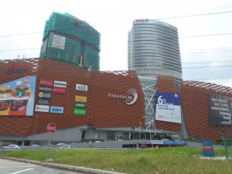 Paradigma Mall Petaling Jaya Malasia